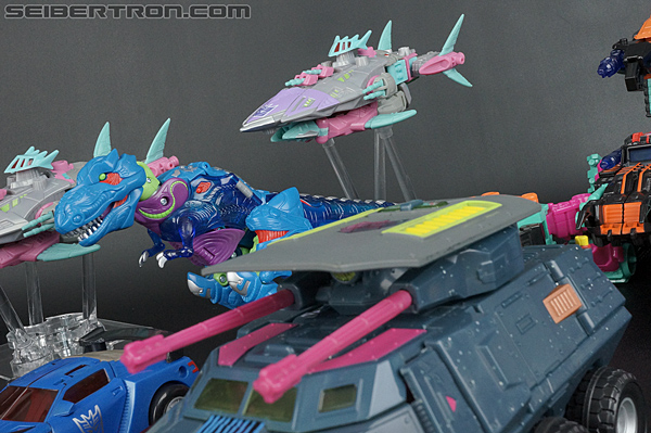 Transformers Convention & Club Exclusives Sharkticon: Air Shark (Image #54 of 134)