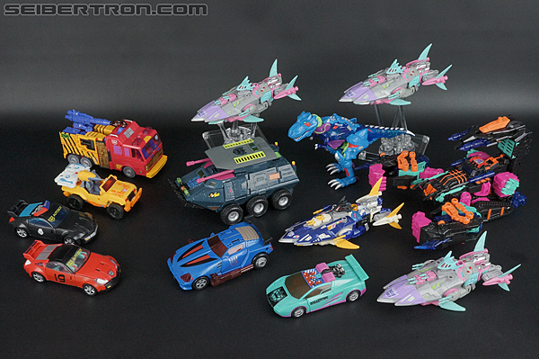 Transformers Convention & Club Exclusives Sharkticon: Air Shark (Image #56 of 134)