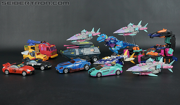 Transformers Convention & Club Exclusives Sharkticon: Air Shark (Image #57 of 134)