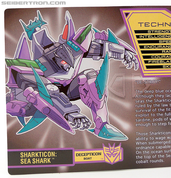 Transformers Convention & Club Exclusives Sharkticon: Sea Shark (Image #4 of 136)