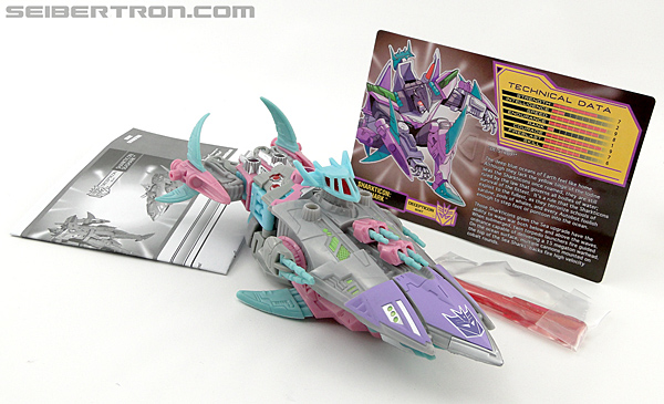 Transformers Convention & Club Exclusives Sharkticon: Sea Shark (Image #8 of 136)