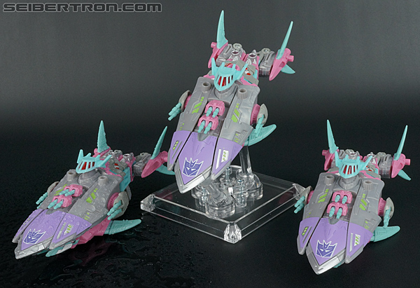 Transformers Convention & Club Exclusives Sharkticon: Sea Shark (Image #37 of 136)