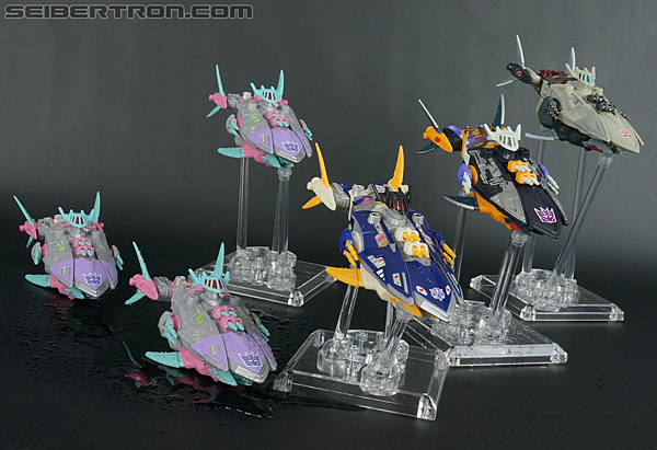Transformers Convention & Club Exclusives Sharkticon: Sea Shark (Image #45 of 136)