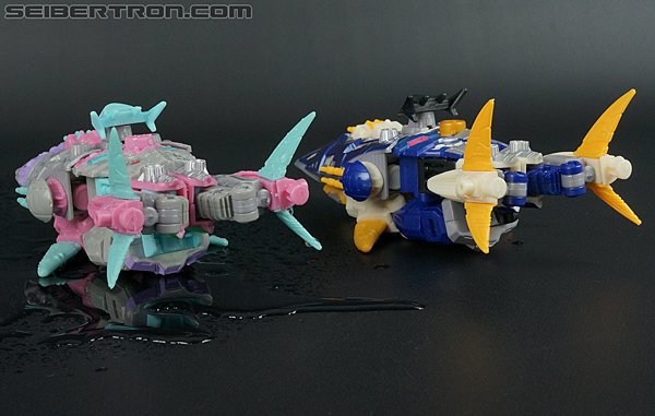 Transformers Convention & Club Exclusives Sharkticon: Sea Shark (Image #50 of 136)