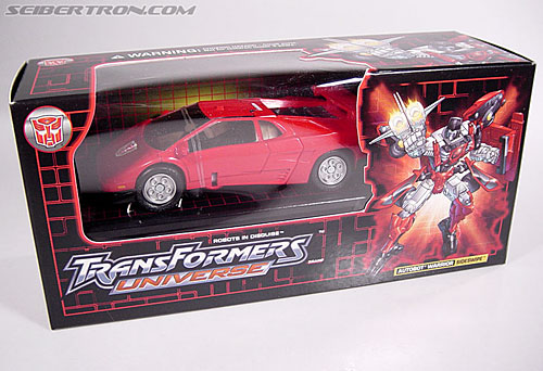 Transformers Convention & Club Exclusives Sideswipe (Image #1 of 53)