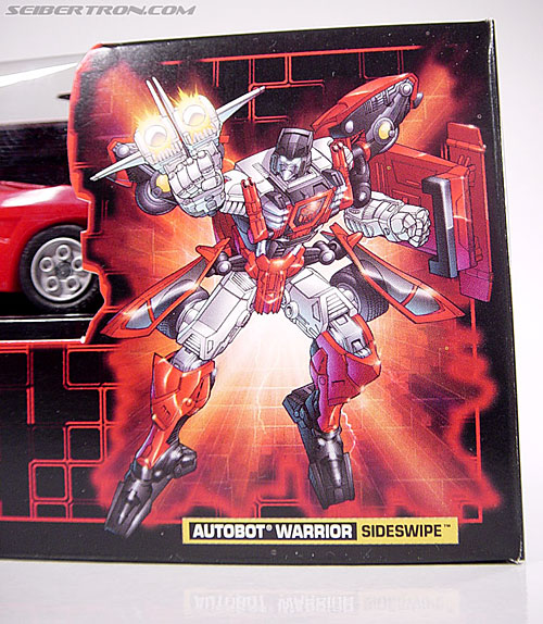 Transformers Convention & Club Exclusives Sideswipe (Image #6 of 53)