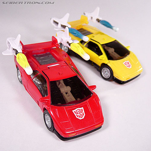 Transformers Convention & Club Exclusives Sideswipe (Image #7 of 53)