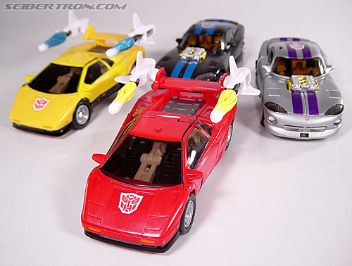 Transformers Convention & Club Exclusives Sideswipe (Image #11 of 53)