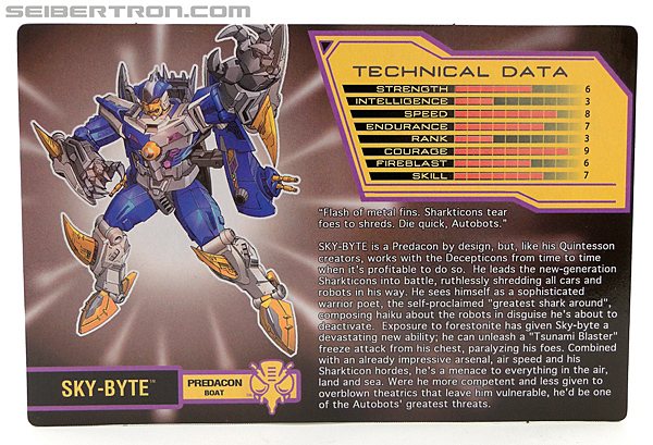 Transformers Convention & Club Exclusives Sky-Byte (Image #1 of 187)