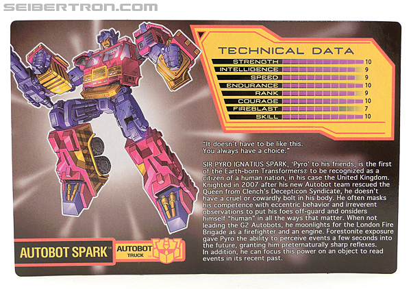 Transformers Convention & Club Exclusives Spark (Image #1 of 219)