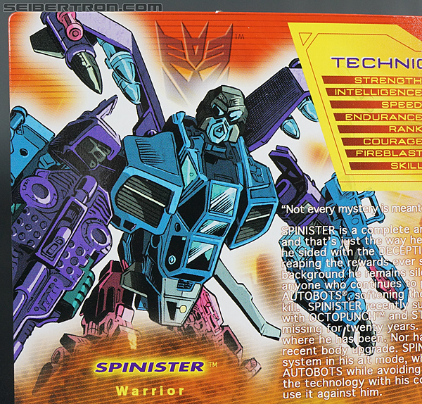Transformers Convention & Club Exclusives Spinister (Image #4 of 154)