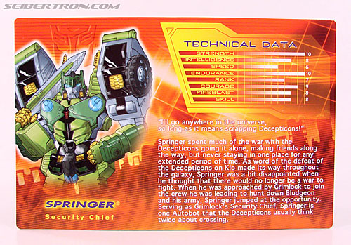 Transformers Convention & Club Exclusives Springer (Image #7 of 131)