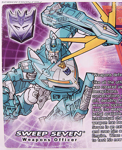 Transformers Convention & Club Exclusives Sweep Seven (Sweep 7) (Image #3 of 71)