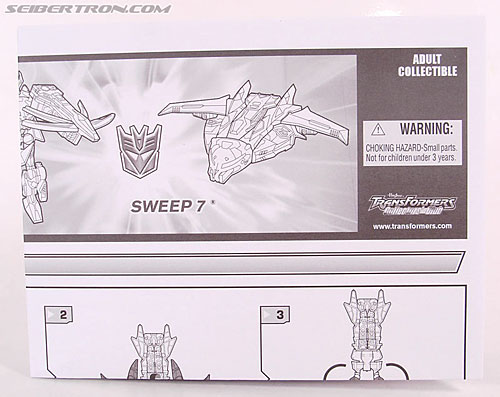 Transformers Convention & Club Exclusives Sweep Seven (Sweep 7) (Image #5 of 71)
