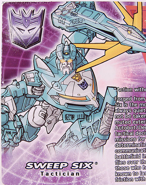 Transformers Convention & Club Exclusives Sweep Six (Sweep 6) (Image #3 of 77)