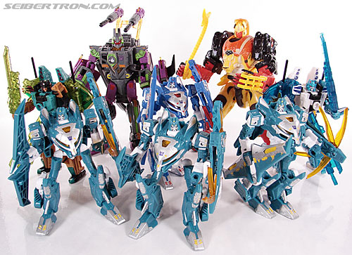 Transformers Convention & Club Exclusives Sweep Six (Sweep 6) (Image #77 of 77)