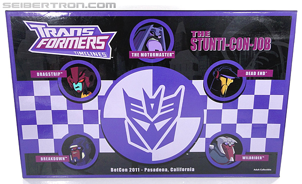 Transformers Convention & Club Exclusives The Motormaster (Image #1 of 151)