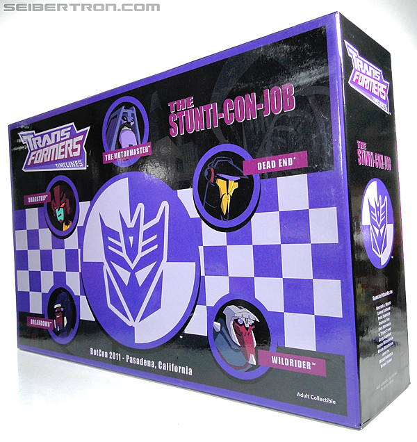 Transformers Convention & Club Exclusives The Motormaster (Image #18 of 151)
