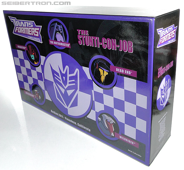 Transformers Convention & Club Exclusives The Motormaster (Image #19 of 151)