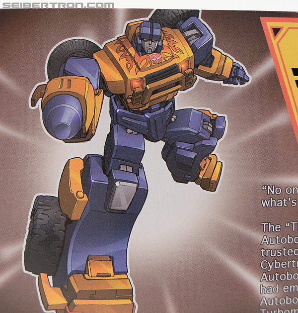 Transformers Convention & Club Exclusives Turbomaster (Image #4 of 150)
