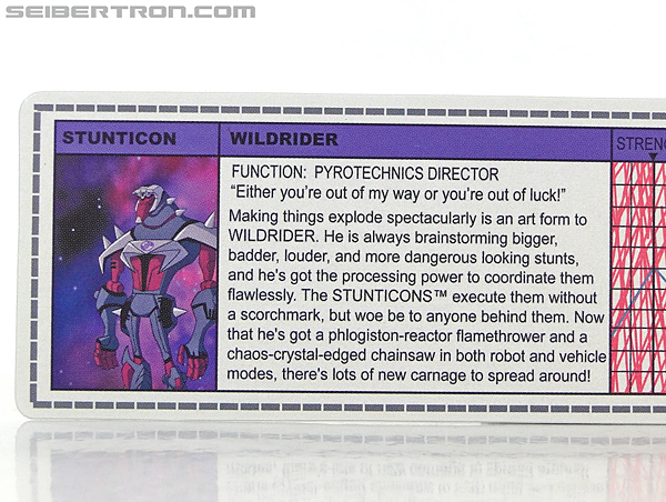 Transformers Convention & Club Exclusives Wildrider (Image #2 of 119)