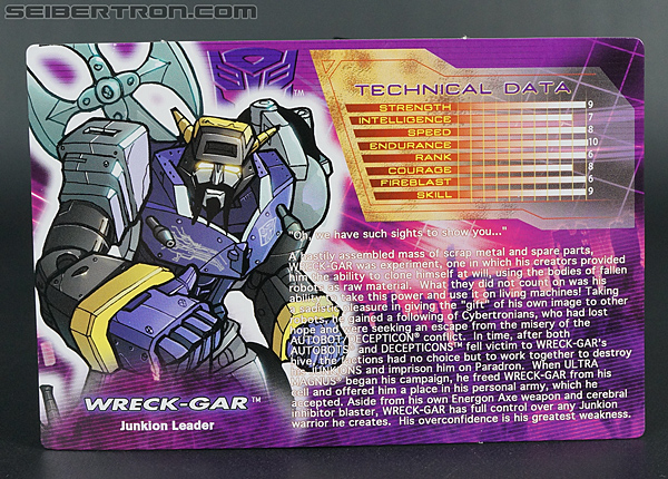 Transformers Convention & Club Exclusives Wreck-Gar (Image #15 of 176)