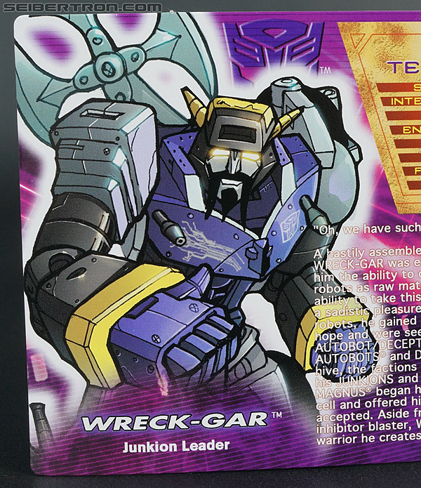 Transformers Convention & Club Exclusives Wreck-Gar (Image #16 of 176)