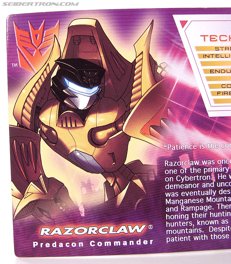 Transformers Convention & Club Exclusives Razorclaw (Image #29 of 62)