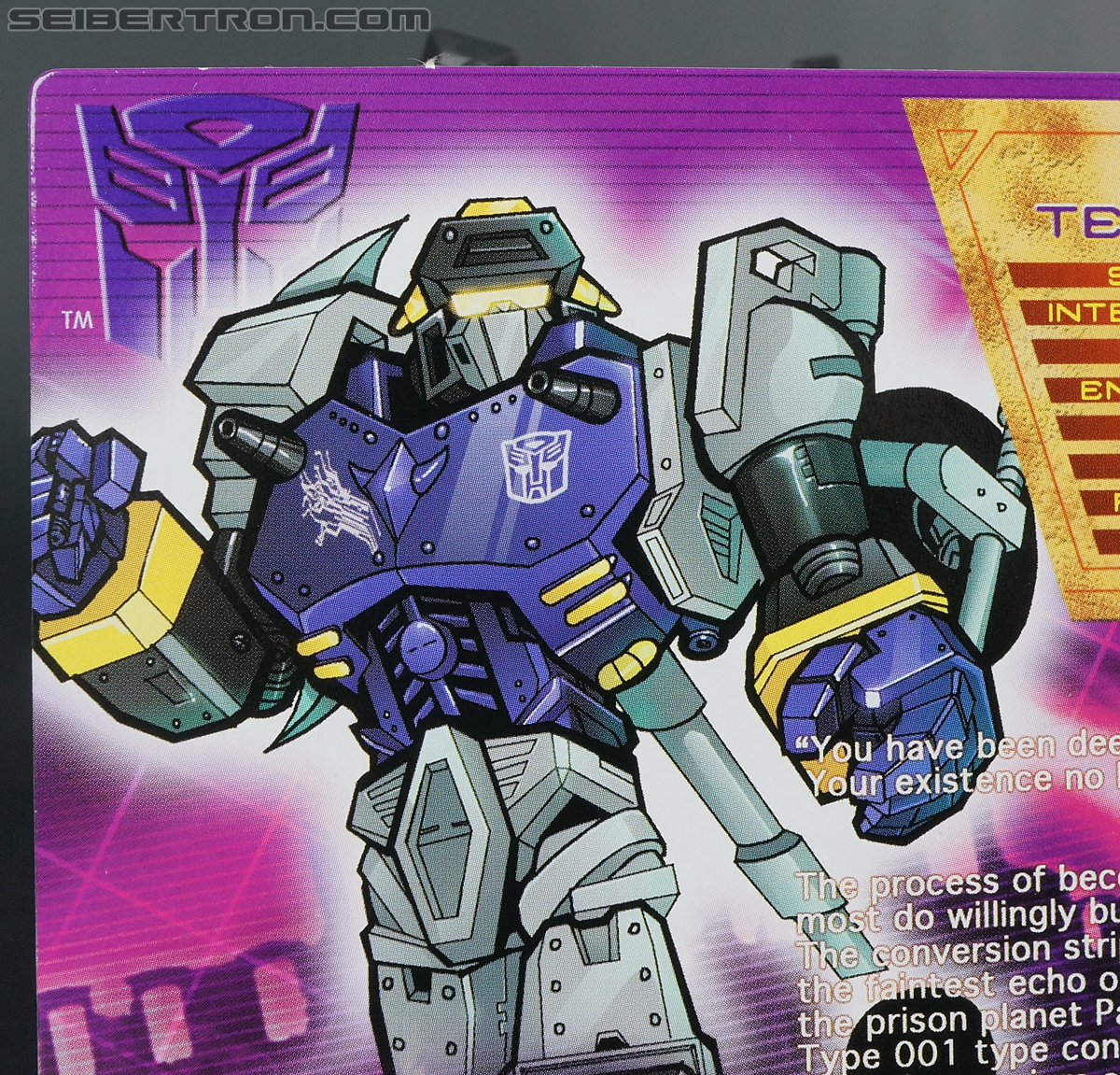 Transformers Convention & Club Exclusives Scrap Iron (Image #5 of 165)