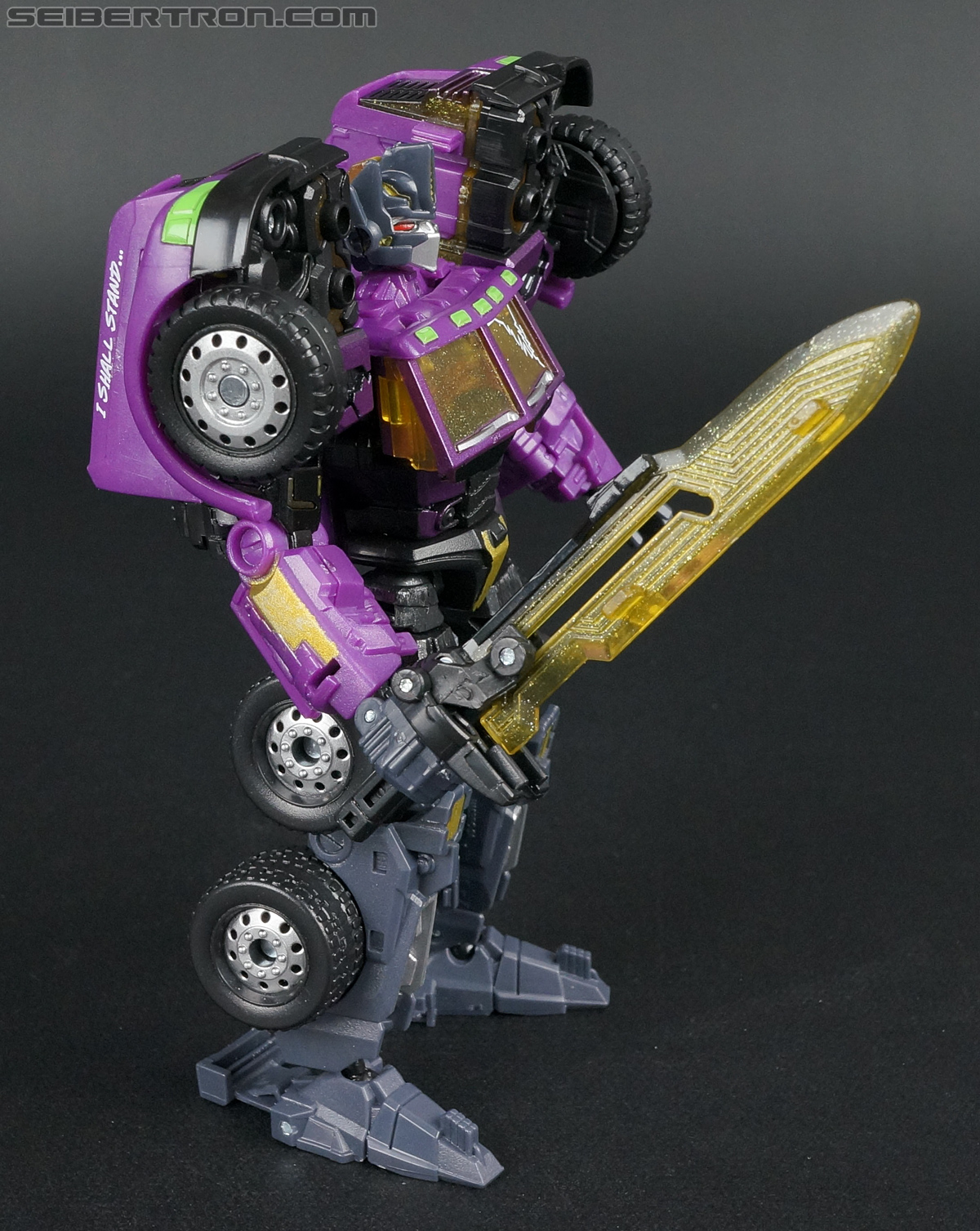 Transformers Convention & Club Exclusives Optimus Prime (Shattered Glass) (Image #64 of 166)