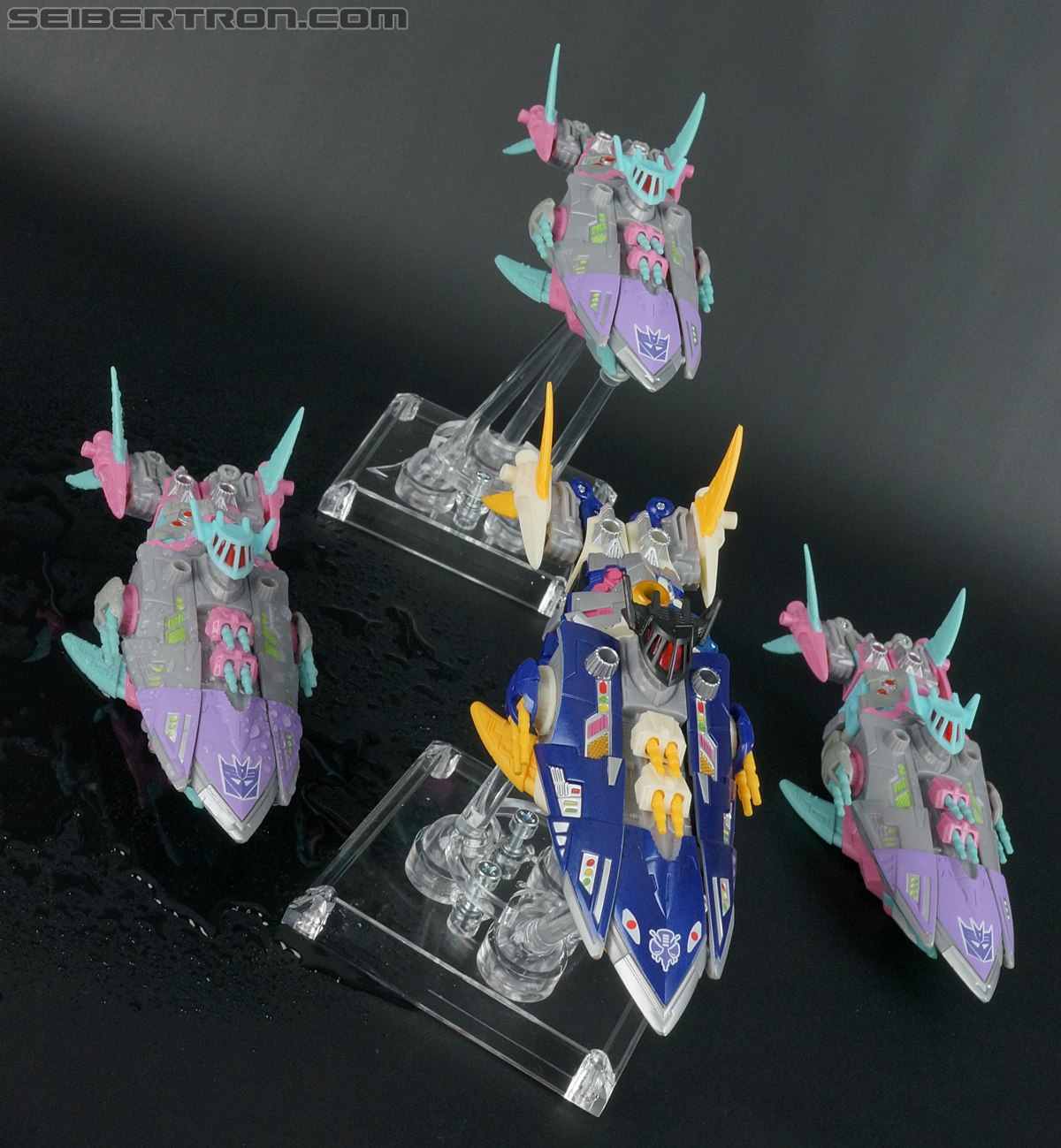 Transformers Convention & Club Exclusives Sharkticon: Air Shark (Image #46 of 134)