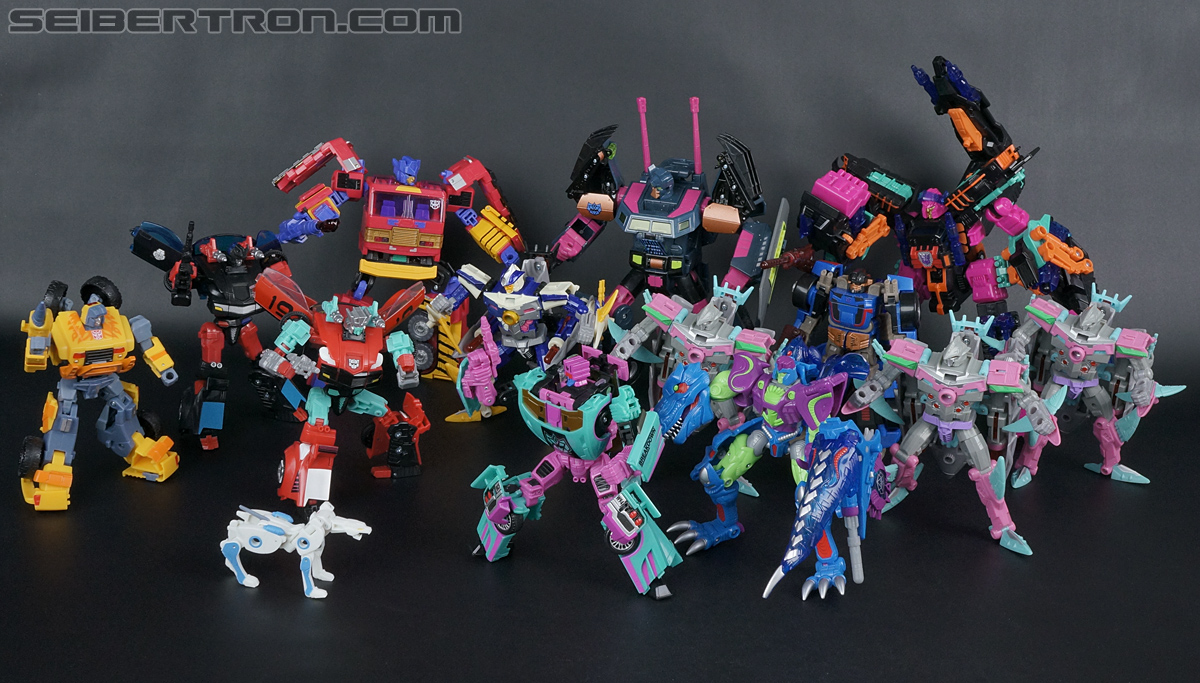Transformers Convention & Club Exclusives Sky-Byte (Image #186 of 187)