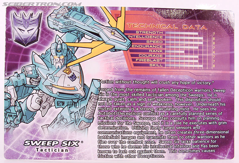 Transformers Convention & Club Exclusives Sweep Six (Sweep 6) (Image #2 of 77)