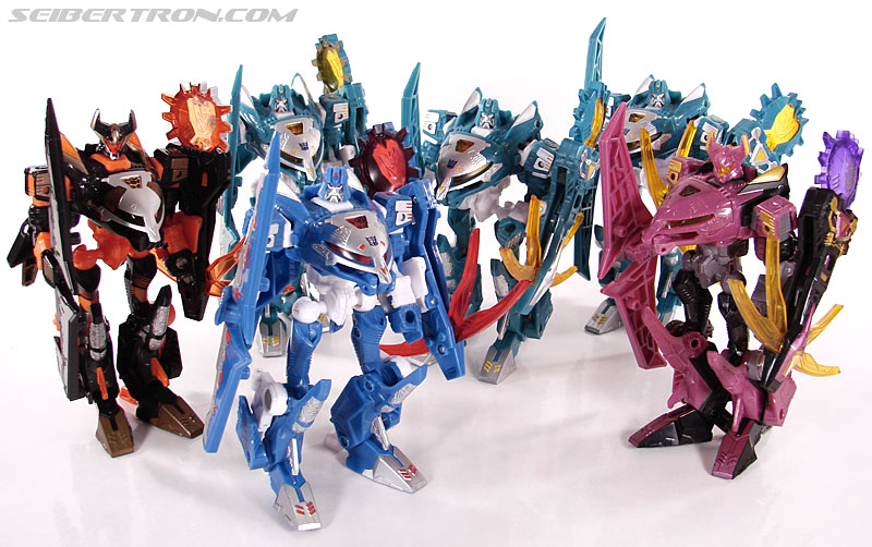 Transformers Convention & Club Exclusives Sweep Six (Sweep 6) (Image #64 of 77)