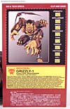 Grizzly-1 (Barbearian) - Convention & Club Exclusives - Toy Gallery - Photos 1 - 40