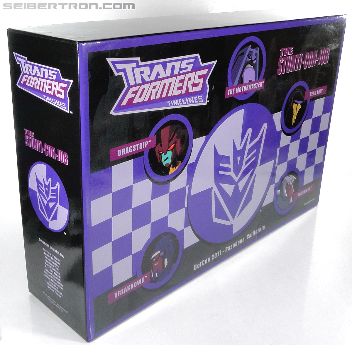 Transformers Convention & Club Exclusives The Motormaster (Image #13 of 151)