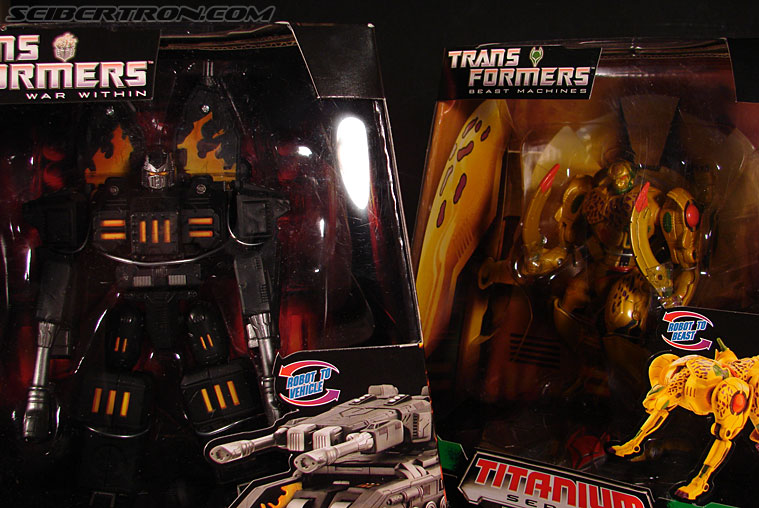 Transformers Titanium Series The Fallen (Image #18 of 106)