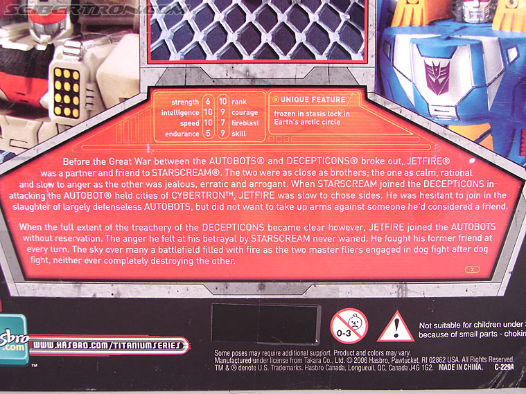Transformers Titanium Series Jetfire (Image #8 of 67)