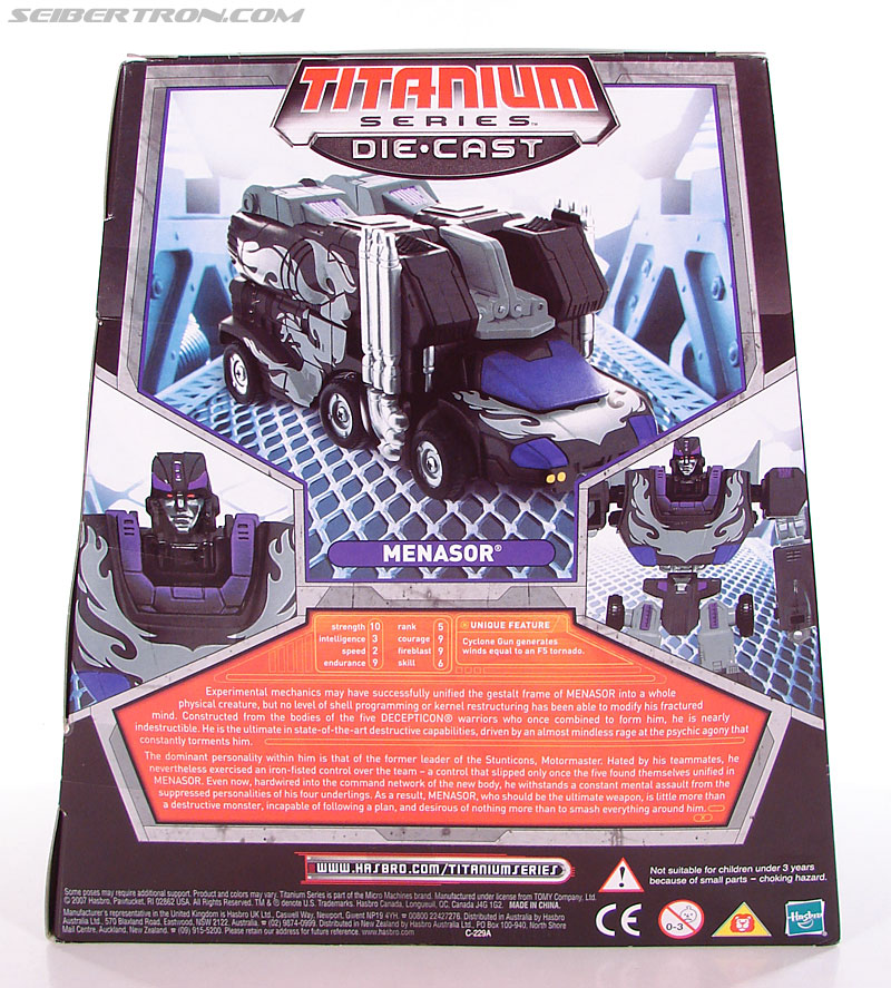 Transformers Titanium Series Menasor (Image #6 of 118)