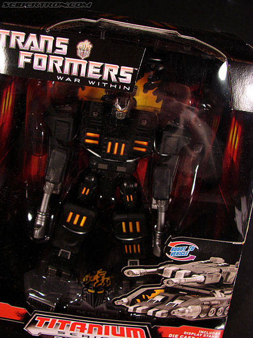 Transformers Titanium Series The Fallen (Image #2 of 106)