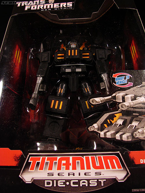 Transformers Titanium Series The Fallen (Image #3 of 106)