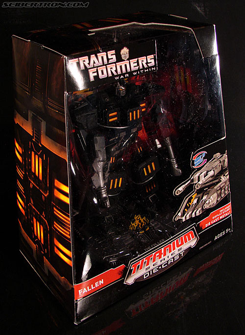 Transformers Titanium Series The Fallen (Image #5 of 106)