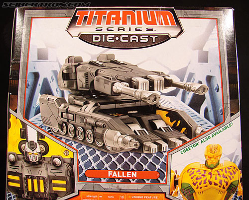 Transformers Titanium Series The Fallen (Image #9 of 106)
