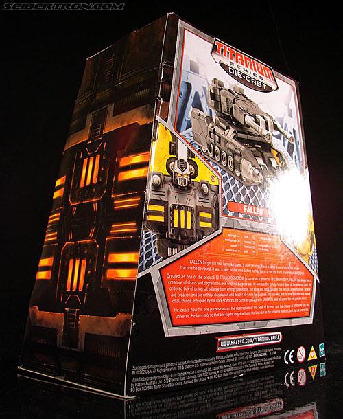 Transformers Titanium Series The Fallen (Image #11 of 106)