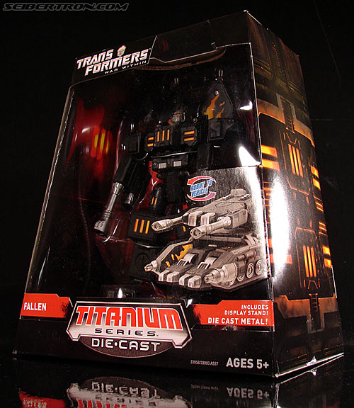 Transformers Titanium Series The Fallen (Image #13 of 106)