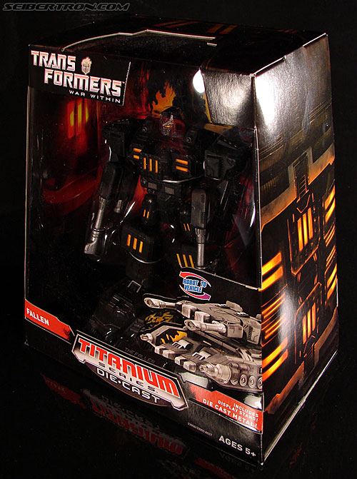 Transformers Titanium Series The Fallen (Image #14 of 106)