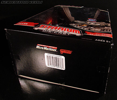 Transformers Titanium Series The Fallen (Image #16 of 106)
