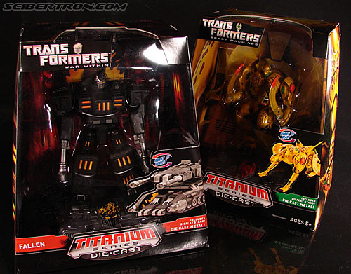 Transformers Titanium Series The Fallen (Image #17 of 106)