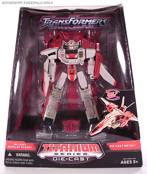 Transformers Titanium Series Jetfire (Image #1 of 67)