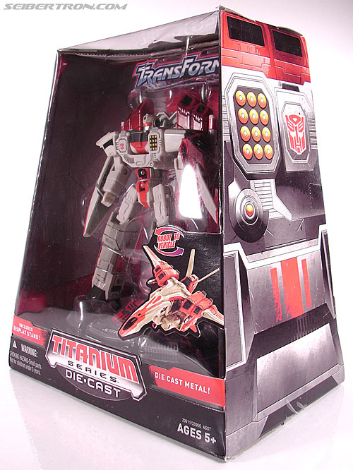 Transformers Titanium Series Jetfire (Image #10 of 67)